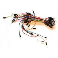 Buy cheap FJW-75 75pcs flexible jumper wire in male to male end from wholesalers
