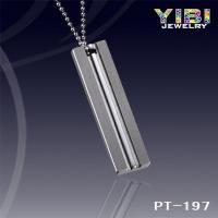 China Products: Tungsten Carbide Pendant , High Polished Shiny PT-197 on sale