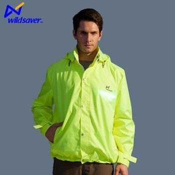Quality OEM foldable windproof lightweight jacket camping sportswear for sale