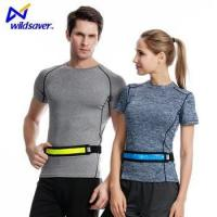Buy cheap Promotional LED stylish lightweight night safety running waist belt from wholesalers