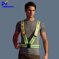 Buy cheap Most popular led traffic road waterproof personalized life vest from wholesalers