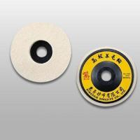 Wholesale PW100 PW-Felt Polishing Disc (Plastic Backing) from china suppliers