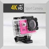 Wholesale 4K Camera Wifi Sport Action Camera with Full HD Resolution, Waterproof 4K Sport Action Camera from china suppliers