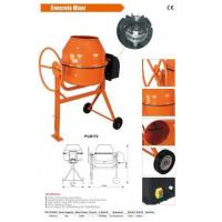 PORTABLE CONCRETE MIXTER GARAGE EQUIPMENT