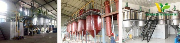 China Edible Oil Refinery Plant Edible Oil Refinery Line