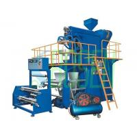 China SJ-55-75 PP Rotary Die- head Blowing Film Line on sale