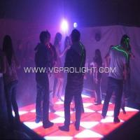 Wholesale 420 pcs RGB LED dance floor from china suppliers
