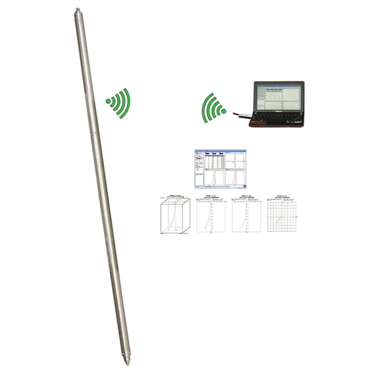 Wholesale JTL-40FR Wireless High Precision Fiber Optic Gyroscope Inclinometer from china suppliers