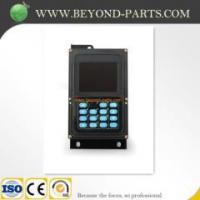 China Komatsu Machinery PC 200-7 PC 300-7 excavator monitor display 7835-10-2002 on sale