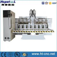 Buy cheap 8 Heads Cylinder CNC Router from wholesalers