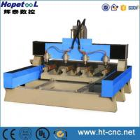 Wholesale Four Heads Cylinder CNC Router from china suppliers