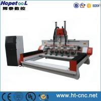 Wholesale 6 Heads Cylinder CNC Router from china suppliers