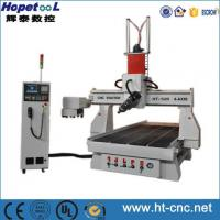 Buy cheap 4 Axis CNC Router for Woodworking from wholesalers