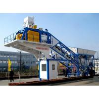 Wholesale New Mobile Concrete Mixing Plant from china suppliers