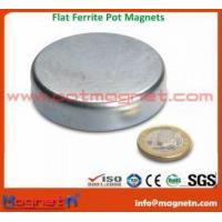 Wholesale Permanent Ferrite (Ceramic) Cup Magnet from china suppliers