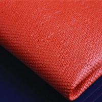 Wholesale Silicone coated Fiberglass Cloth fabric 0.43mm black from china suppliers