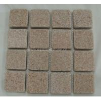 Wholesale TILES AND SLABS—MATERIALS G682 TUMBLED COBBLE WI... from china suppliers