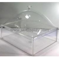 Wholesale Custom acrylic storage box food box acrylic box FD-074 from china suppliers