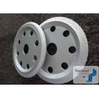 Wholesale Vacuum Brazed Milling Wheels from china suppliers