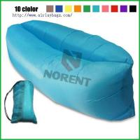 China Lay bag air bed sofa on sale