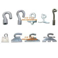 Wholesale Galvanized Forged Ball Hook,Iron Hook,Anchor Hook from china suppliers
