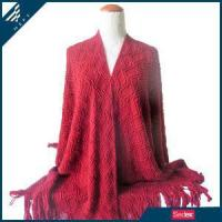 China Chinese Red Scarf on sale