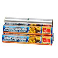 Household aluminium foil rolls for barbecue, good sales