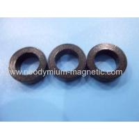 Wholesale BNP-6 Permanent Neodymium Bonded Magnet Of Ring Shape from china suppliers