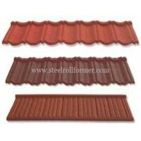 Stone Coated roof tile