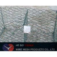 Wholesale PVC coated gabion basket stone cage from china suppliers