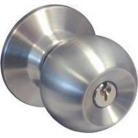 Wholesale Cirque Brushed Stainless Steel Door Knobs (870) - Entrance Sets from china suppliers