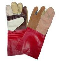 Wholesale Leather Gauntlet Gloves from china suppliers
