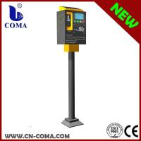 Wholesale 2016 new design coin payment parking machine from china suppliers