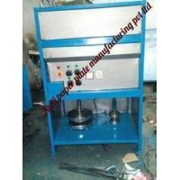 Wholesale Semi Automatic Double Die Paper plate Making Machine from china suppliers