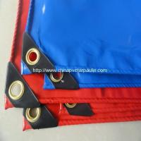 Wholesale Flame Retardant Vinyl Tar vinyl tarps from china suppliers