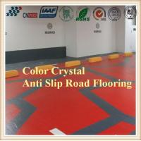 Wholesale Color Crystal Anti Slip Road Flooring from china suppliers