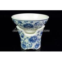 Wholesale WST-004 Peony Porcelain Stainer from china suppliers