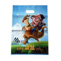 Buy cheap 2919-LDPE Die-cut Handle Hag Plastic Bag/Pouch from wholesalers