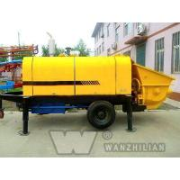 HBMG30-18-90S Mine special use explosion proof concrete pump