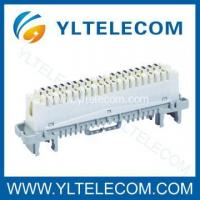 Wholesale Krone LSA Connection&Disconnection Module 10 Pair Profile Type from china suppliers