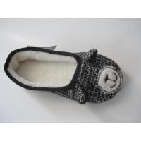 Wholesale Normal Roonshoes Super Soft Embroider Bear Dance Shoes For Women from china suppliers