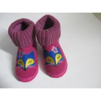 Buy cheap Knit Fabric Boots Contact Now Lovely Fox Heads Boots For Girls from wholesalers