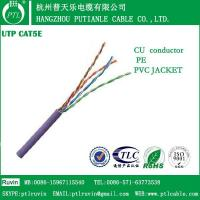 Wholesale Catv Cable utp cat 5 e UTP CAT5E from china suppliers