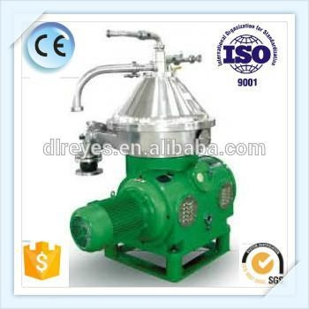 Quality Liquid- liquid-solid 3 phase disk centrifuge used for virgin coconut oil for sale