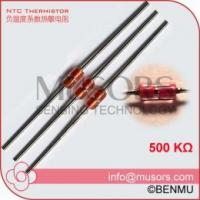 Wholesale MGD-504 NTC Thermistor 500K 4050 Diode Glass Encapsulated for Temperature sensor probe Assemblies from china suppliers