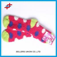 Wholesale Soft Microfiber Fluffy Socks from china suppliers