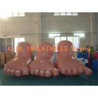 Wholesale Air Tight Inflatable Foot Model from china suppliers