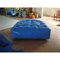 Strong Style 0.6mm PVC Tarpaulin Air Tight Inflatable Mattress for Sale