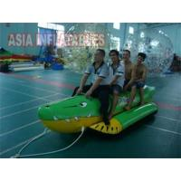 Wholesale Crocodile Ride Banana Boat 4 Passengers from china suppliers