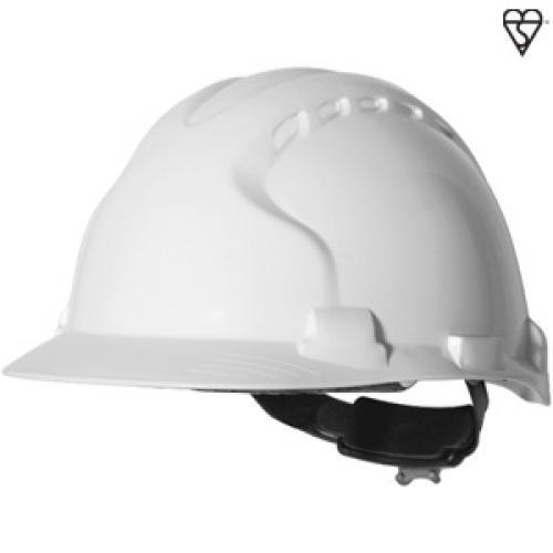 Quality JSP EVO8 Non Vented, WRH High Impact (EN14052) - White for sale